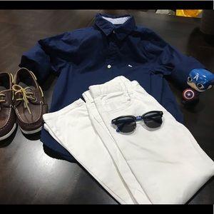 United Colors of Benetton/ H&M Bottoms - 2 piece bundle Boys Pants and H&M shirt